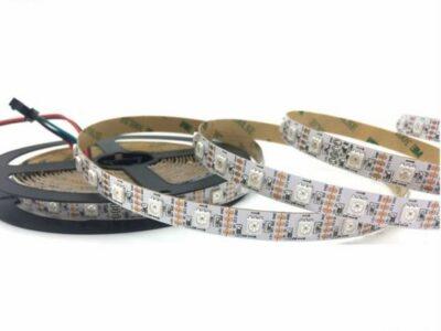 LSC LED Strip with Tasmota flash with tuya-convert