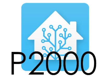 P2000 emergency messages via Home Assistant
